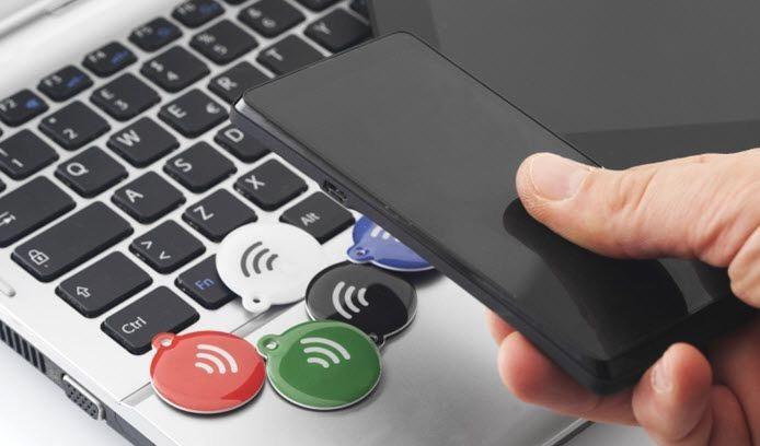 Etiquetas NFC