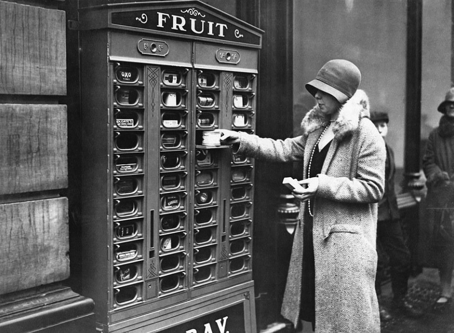 old-vending-machine