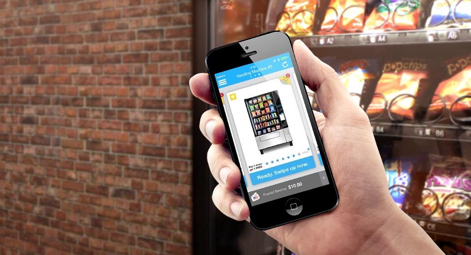 Máquinas Vending con NFC