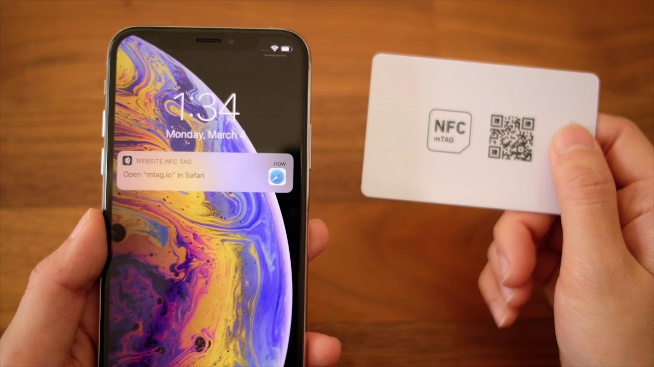 NFC-Iphone-etiquetas