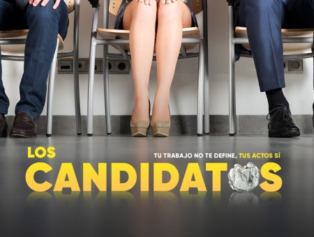 Los candidatos – Serie